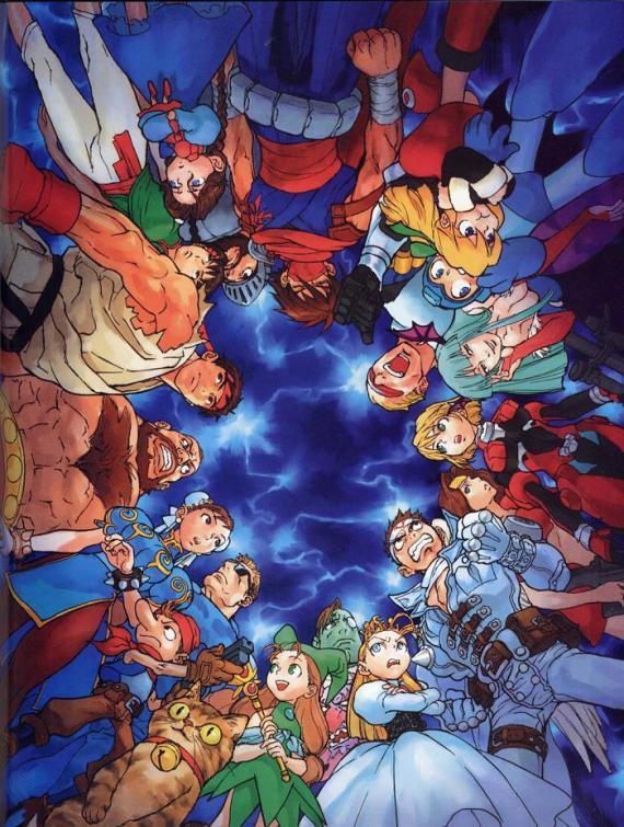 Personajes de Capcom