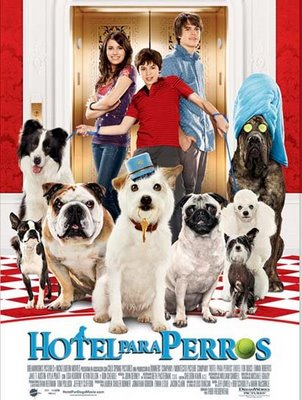 Hotel para perros.